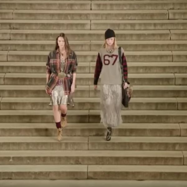 Ralph Lauren – Fall Winter 2018/2019 Full Fashion Show Exclusive